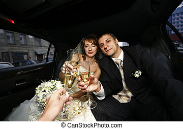 recién casado, par