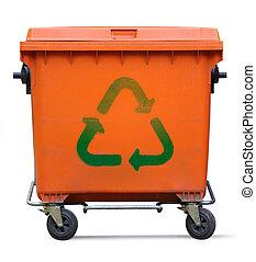 reciclado, señal