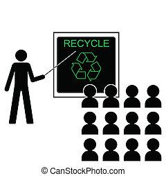 reciclaje, beneficios