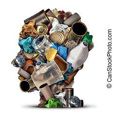 reciclaje, ideas