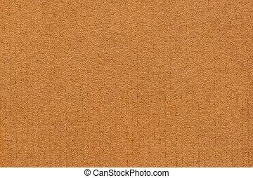 reciclar, marrón, rayado, papel, textura