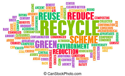 recicle, conceito