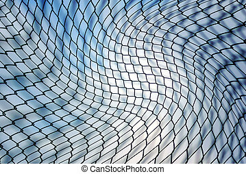 recinzione chainlink