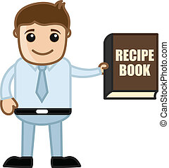 Recipe Book - Learn to Cook