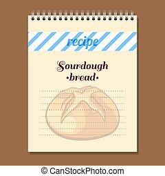 Recipe Book Sourdough Bread