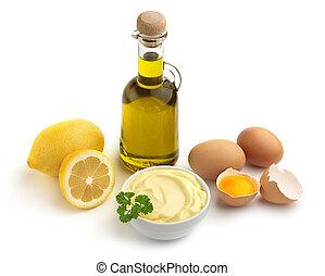 recipe of mayonnaise