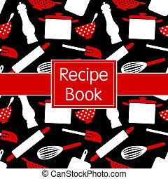Recipes Book Design