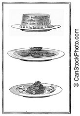 Recipes of the past:  fish dishes and clams