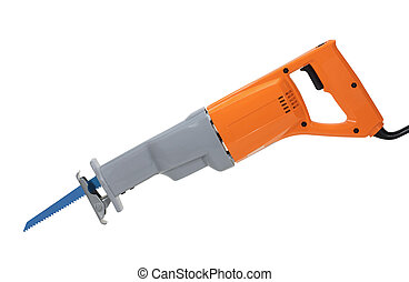 Reciprocating Saw - Electric reciprocating power saw...
