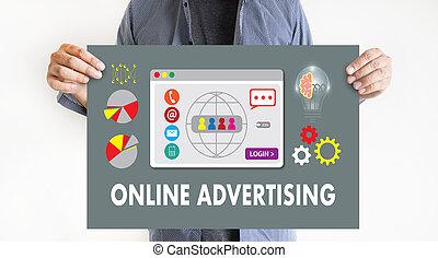 reclame, online, trends, website, update, marketing
