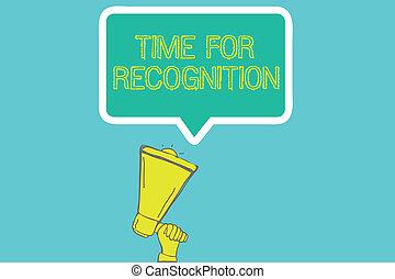 recognition., 概念, 単語, ビジネス, acknowledgement, スティミュラス, テキスト, 間隔, 執筆, 時間, ∥間に∥, 自然