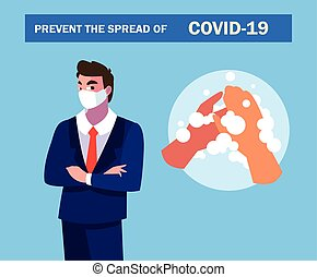 recommendations to prevent covid in an industry operator ...