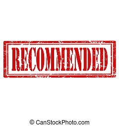 recommended-stamp