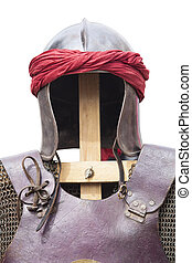 Reconquest moorish warriors armour suit
