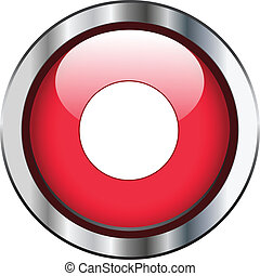 Record button on red