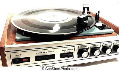 record - music,