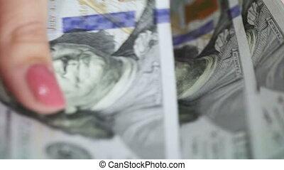 Recount dollars