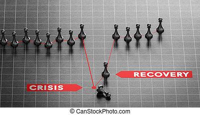 recovery., business, continuité, crisis., plan, après, désastre