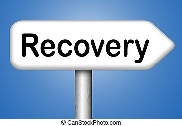 recovery - econimic recovery recover lost data or from...