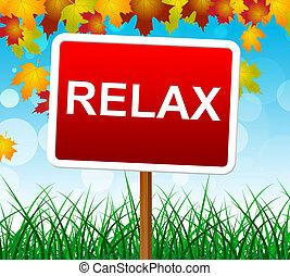 recreação, relaxante, relaxe, indica, alívio, relaxamento