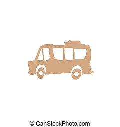recreatief voertuig