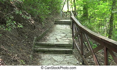 Recreation Park in Varna. Bulgaria. - Recreation Park in...