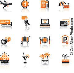 Recreation, Travel & Vacation, icon