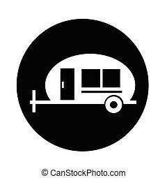 Recreation Vehicle Icon