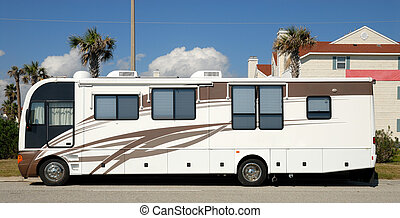 Recreational vehicle in the United States