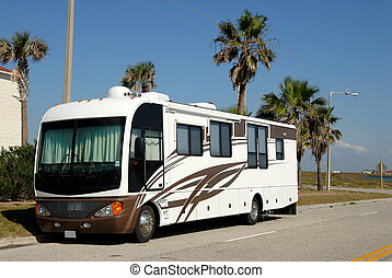 Recreational vehicle, southern texas, united states