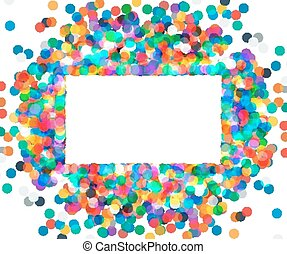Rectangular frame
