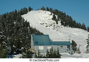 recurso esquí