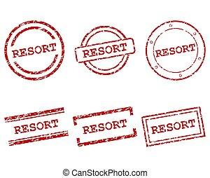 recurso, sellos
