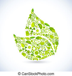 Recycle Leaf
