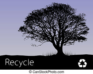 Recycle - Recycling design. Available in jpeg and eps8 ...