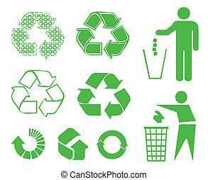 recycle signs