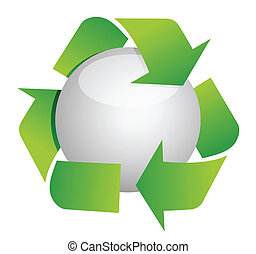 recycle sphere
