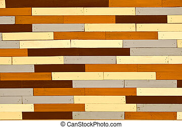 recycle wood panel