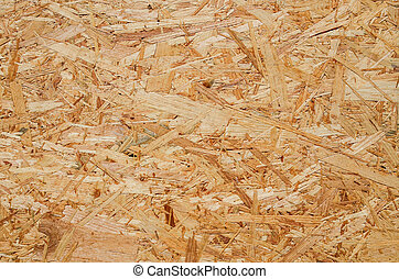 Recycled compressed wood texture