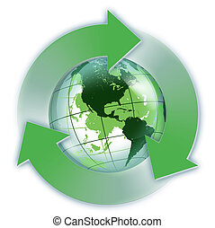 Green World Stock Photo Images 143 251 Green World Royalty Free