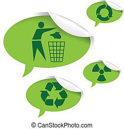 recycler, signe