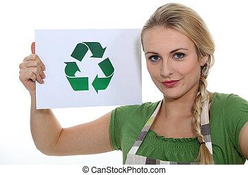 recycling, boodschap