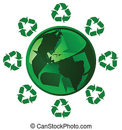 Recycling Earth 2