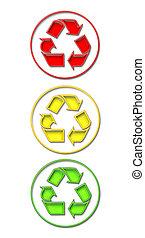Recycling light