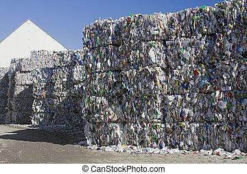 recycling, plastyk