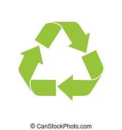 recycling symbol design