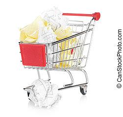 recylcing, conceito
