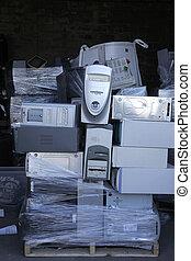 recyling, ηλεκτρονικός υπολογιστής