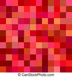 Red abstract 3d cube background