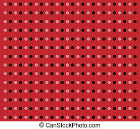 Red abstract background Free vector